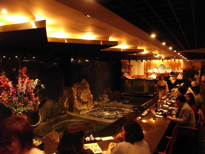 海の幸を堪能できる、本格的な和食のお店です