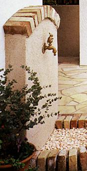 屋外水栓増設