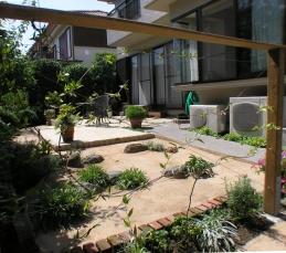 眺める庭から、暮らしをより豊かにする庭へ