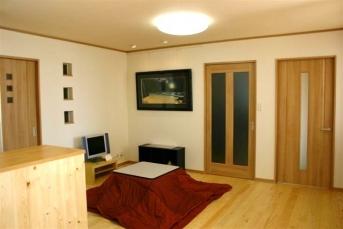 旅館客室を、2世帯住宅にリノベーション!